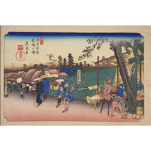 Keisai Eisen: Itabashi - Japanese Art Open Database