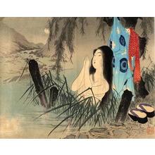 Tomioka Eisen: Cold Fever - Japanese Art Open Database