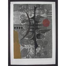 Kitaoka Fumio: Unknown, abstract 1 - Japanese Art Open Database