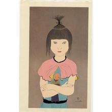Foujita Tsuguji: The Girl - Japanese Art Open Database