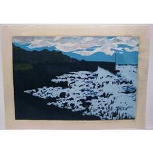 Fukushima Ichiro: Chiba Sea — 千葉の海 - Japanese Art Open Database