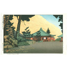 Gihachiro Okuyama: Autumn Colors at Nikko - Japanese Art Open Database