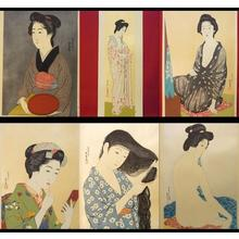 橋口五葉: Various - Japanese Art Open Database