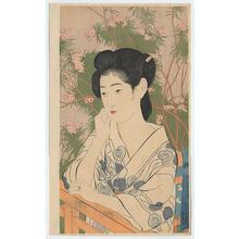Hashiguchi Goyo: Hot Spring Inn — 温泉宿- おんせんやど - Japanese Art Open Database