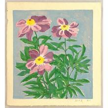Hasegawa Noboru: Flowers - Japanese Art Open Database