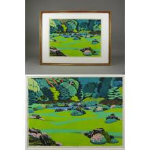 Hayashi Waichi: Greenery — 緑華 - Japanese Art Open Database