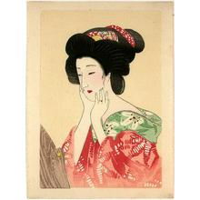Hirezaki Eiho: Bijin 2 - Japanese Art Open Database