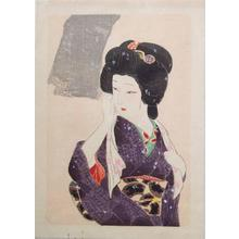 Hirezaki Eiho: Snow - Japanese Art Open Database