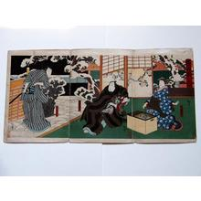 Utagawa Hirosada: Unknown title - Japanese Art Open Database