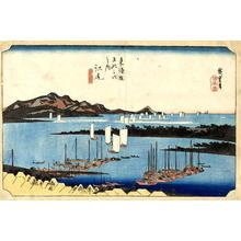 歌川広重: Ejiri - Japanese Art Open Database
