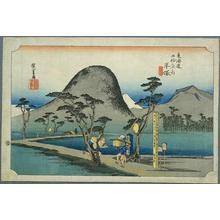 歌川広重: Hiratsuka - Japanese Art Open Database