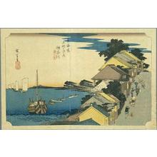 歌川広重: Kanagawa - Japanese Art Open Database