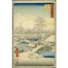 Utagawa Hiroshige: Numazu - Japanese Art Open Database