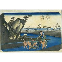 歌川広重: Okitsu - Japanese Art Open Database