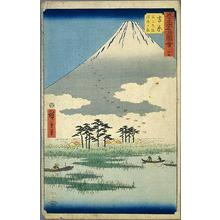 歌川広重: Yoshiwara - Japanese Art Open Database