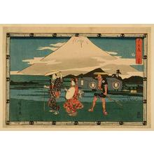 Utagawa Hiroshige: Act 8 - Japanese Art Open Database