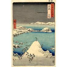 歌川広重: Iki Province - Japanese Art Open Database
