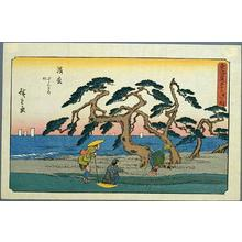 歌川広重: Hamamatsu - Japanese Art Open Database