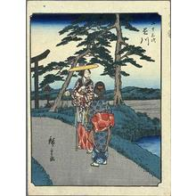 歌川広重: Kakegawa - Japanese Art Open Database