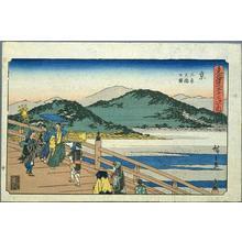 歌川広重: Kyoto - Japanese Art Open Database
