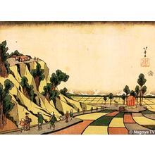 渡辺省亭: Mt. Dokan - Japanese Art Open Database
