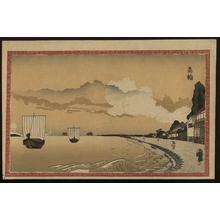 渡辺省亭: Unknown title - Japanese Art Open Database