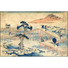 Katsushika Hokusai: Mikawa - Japanese Art Open Database