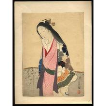 山本昇雲: Yayoi- March - Japanese Art Open Database