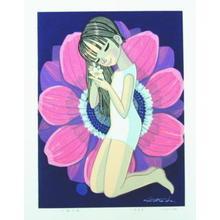 Ikeda Shuzo: Anemone windflower — アネモネ - Japanese Art Open Database