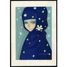 Ikeda Shuzo: Camellia - Japanese Art Open Database