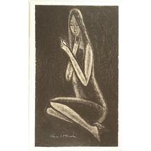 Ikeda Shuzo: Hand Mirror - Japanese Art Open Database