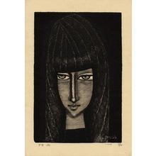 Ikeda Shuzo: Young Girl (A) — 少女 - Japanese Art Open Database
