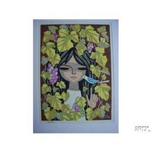 Ikeda Shuzo: Spring - Japanese Art Open Database