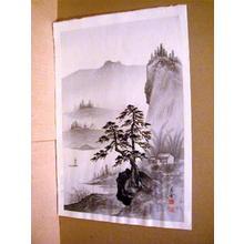Imoto Tekiho: Untitled, sumi-e 2 - Japanese Art Open Database