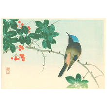 Ito Sozan: Bird - Japanese Art Open Database