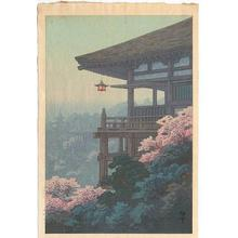 Ito Yuhan: Kiyomizu-dera Temple - Japanese Art Open Database