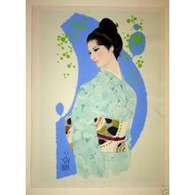 Iwata Sentaro: Afternoon - Japanese Art Open Database