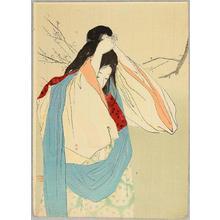 Kajita Hanko: Plum - Japanese Art Open Database