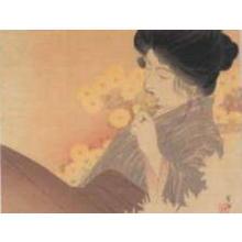 Kajita Hanko: The Scent of Chrysanthemums — 菊のかおり - Japanese Art Open Database