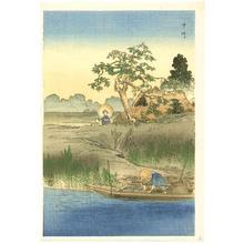 Kakei: Naka River - Japanese Art Open Database