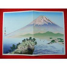 Kanyu: Mt Fuji - Japanese Art Open Database