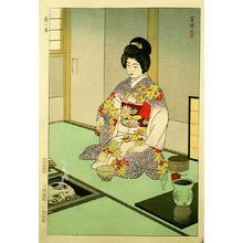 笠松紫浪: Tea Ceremony - Japanese Art Open Database