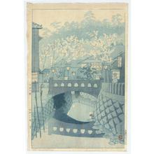 Kasamatsu Shiro: Town of Shimoda - Japanese Art Open Database