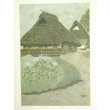 Katsuda Yukio: No 198- Tanbacho Mito — 丹波町水戸 - Japanese Art Open Database