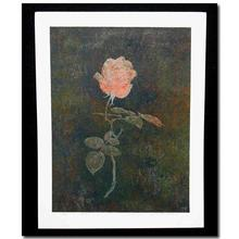 Katsuda Yukio: No 21- Rose — バラ - Japanese Art Open Database