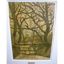 Katsuda Yukio: No 94- Arashiyama — 嵐山 - Japanese Art Open Database