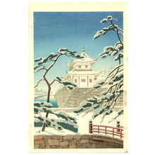 Kusaka Kenji: Nijo Castle - Japanese Art Open Database