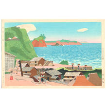 Kusaka Kenji: The Summer Island — Shima no Natsu - Japanese Art Open Database