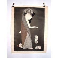 河野薫: Camellia (H) - Japanese Art Open Database