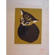 河野薫: Cat - Japanese Art Open Database